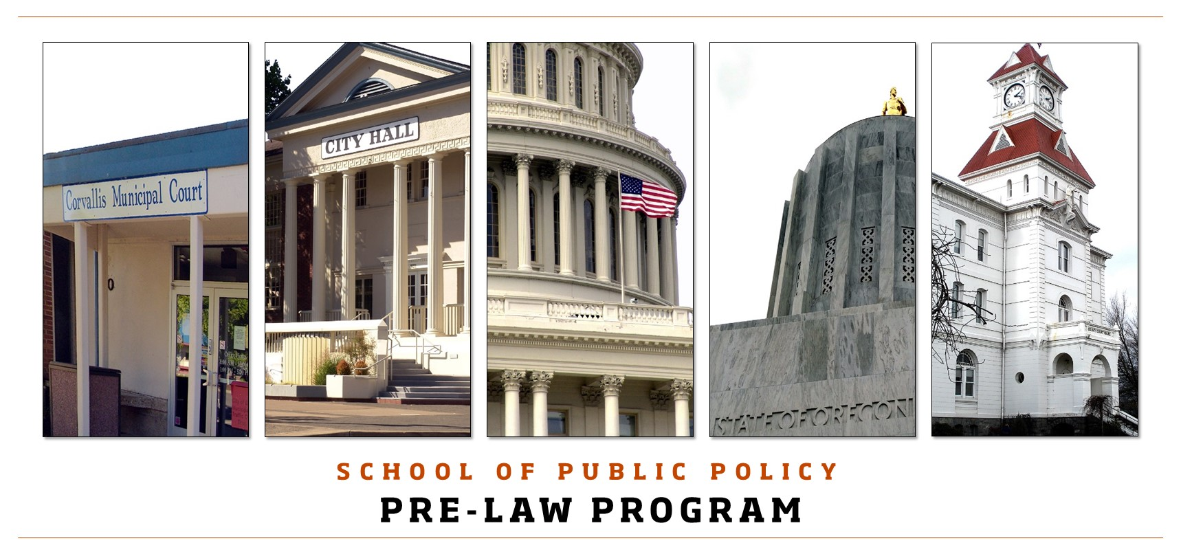 School of Public Policy Pre-Law Program