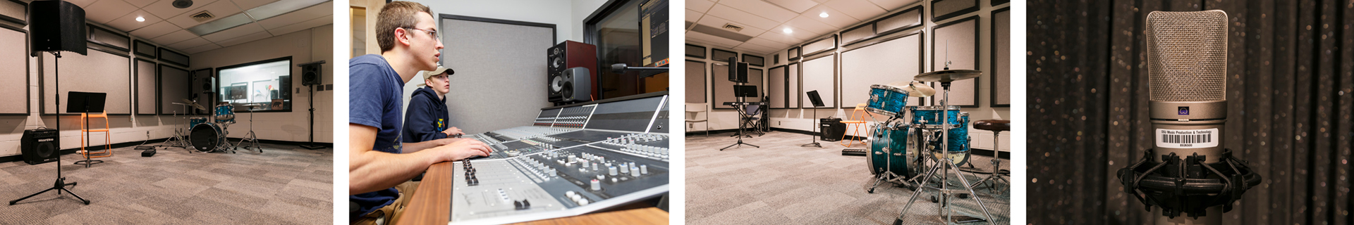 Snell Hall Recording Studio