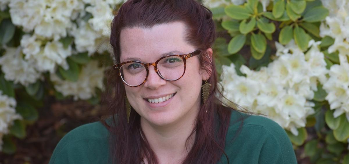PhD Candidate Jennifer Venable
