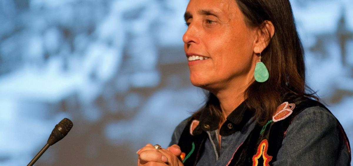 Winona LaDuke to speak in Corvallis, November 18