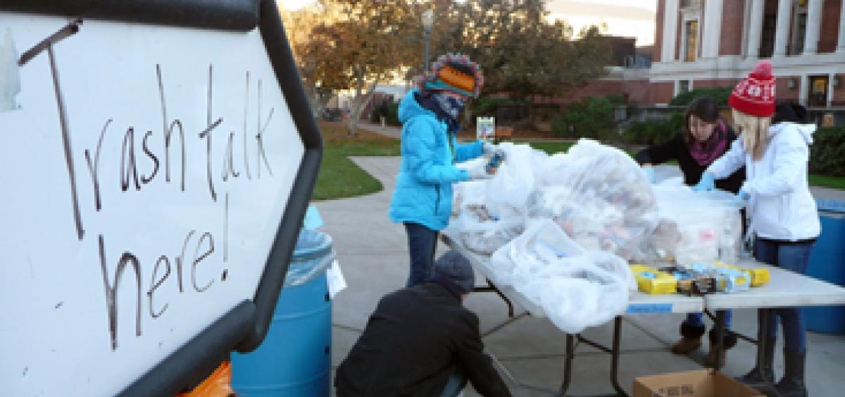 Waste Watchers Volunteering