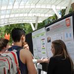 Undergraduate research event