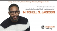 The Cabildos Speaker Series: Mitchell S. Jackson