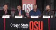Oregon State University - Mammoth Bone Finding Press Conference 1/27/2016