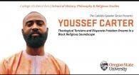 The Cabildos Speaker Series: Youssef Carter