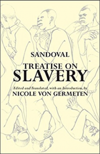 Book cover drawing of slaves