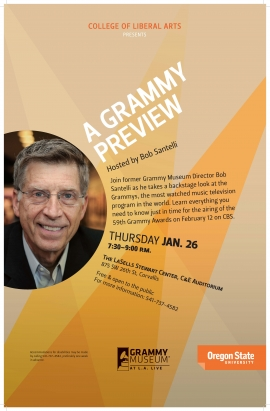 Bob Santelli GRAMMY Preview