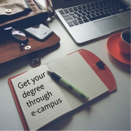 Get Your Degree Through Ecampus