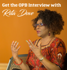 OPB Rita Dove Interview