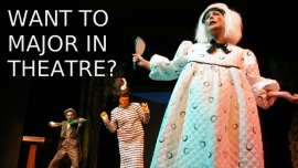 Theatre Undergraduate Academic Program Information