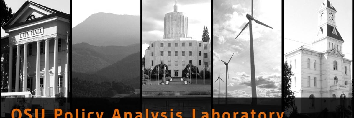OSU Public Policy Analysis Laboratory