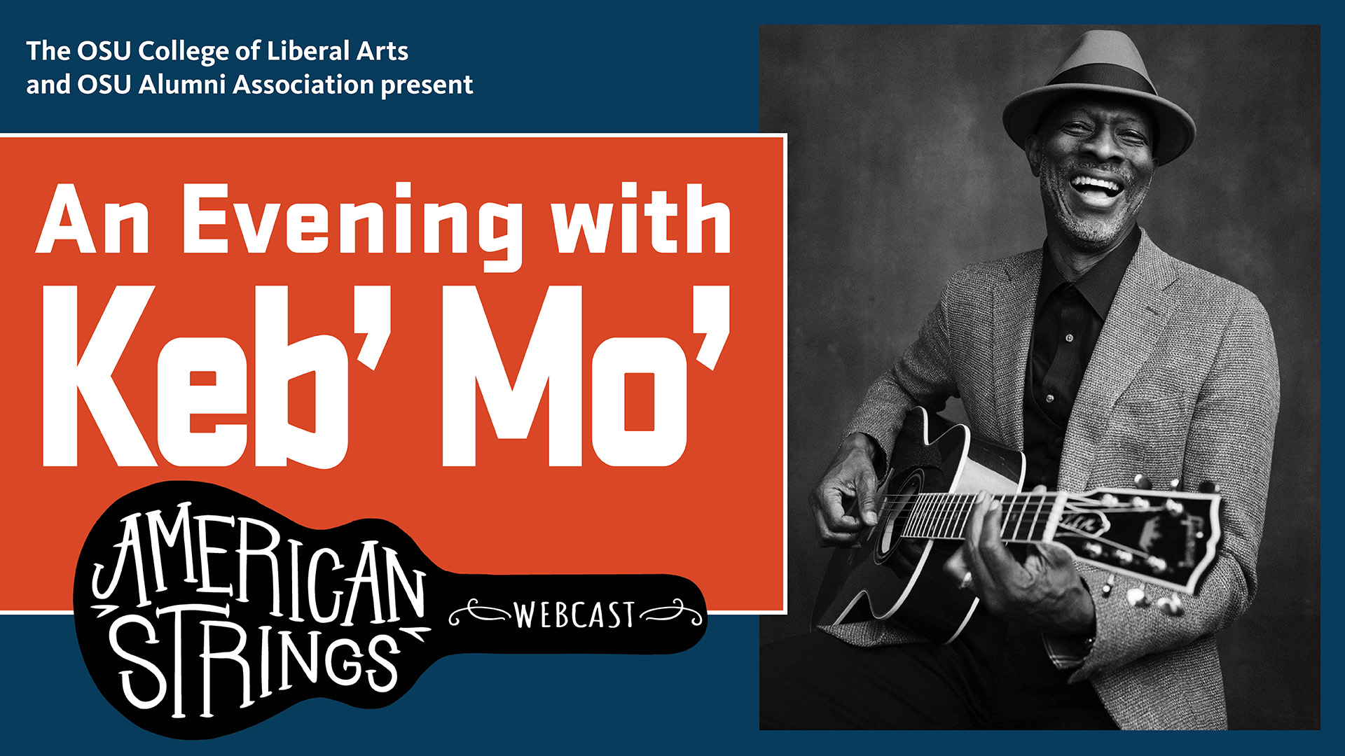 An Evening with Keb' Mo'