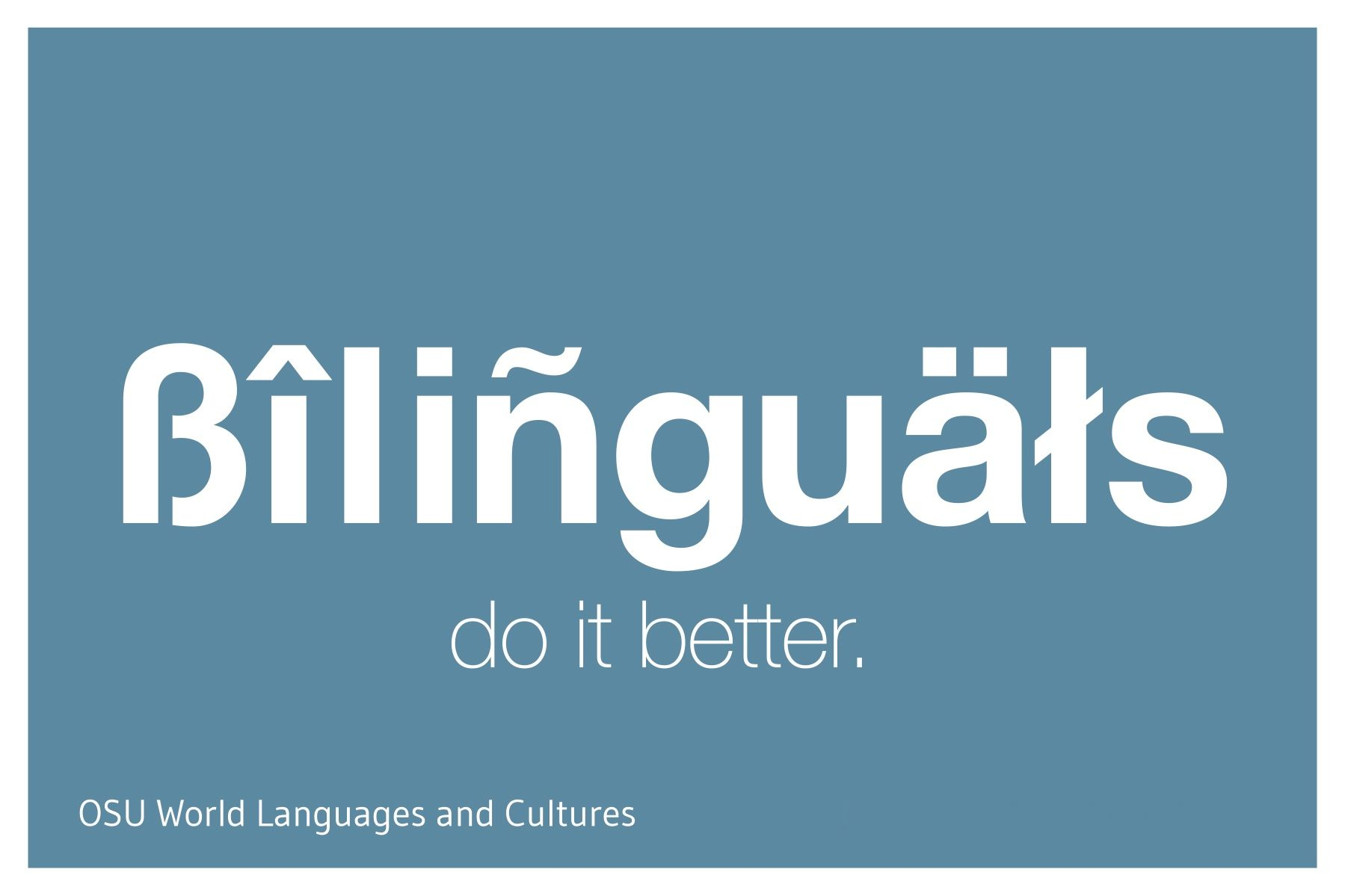 World Languages and Cultures | College of Liberal Arts ...